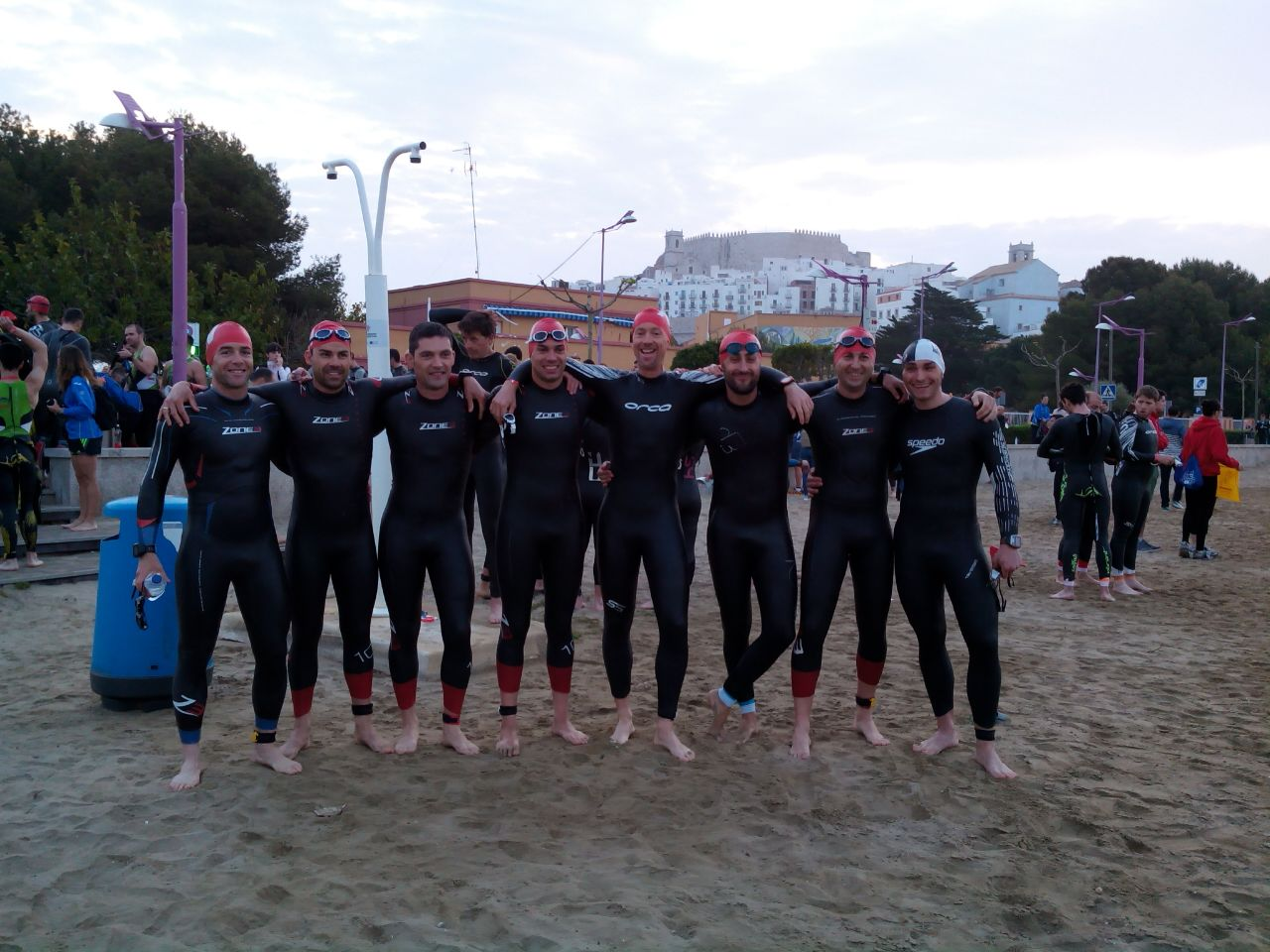 Noticia: III TRIATLÓN MD PEÑISCOLA 2015