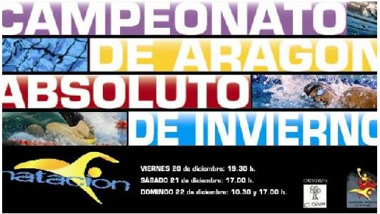Noticia: CAMPEONATOS DE ARAGÓN ABSOLUTOS
