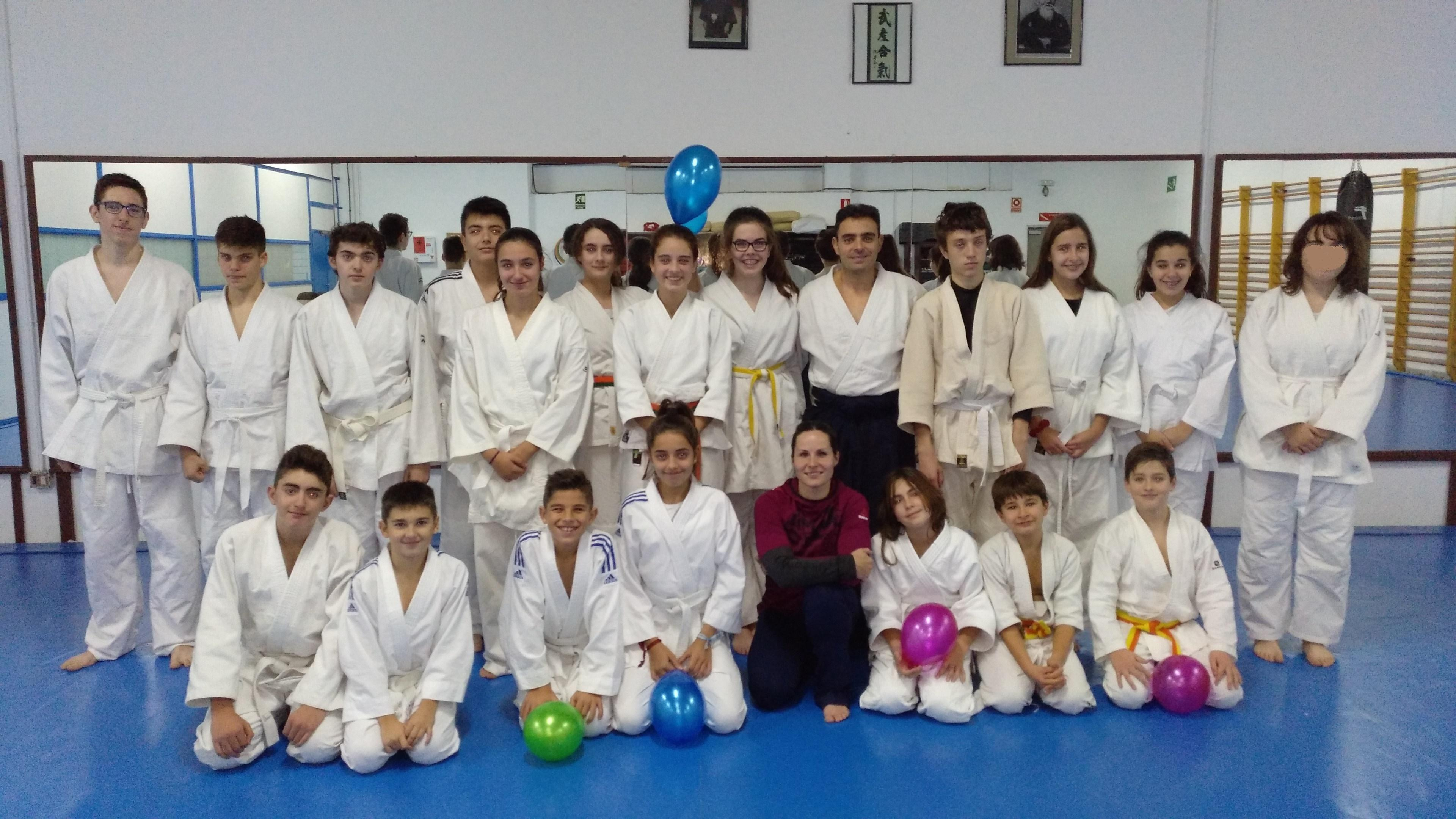 Noticia: AIKIDO INFANTIL