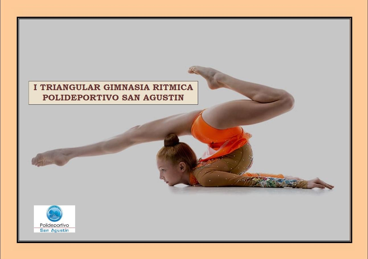 Noticia: TRIANGULAR GIMNASIA RITMICA